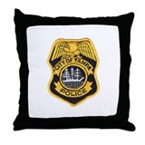 Tampa Police Throw Pillow