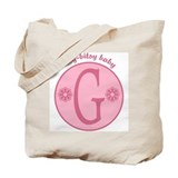 Baby G Tote Bag