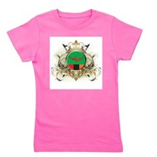 Stylish Zambia Girl's Tee