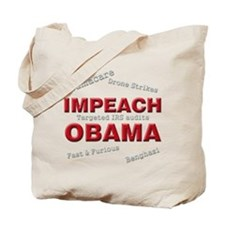 Impeach 3 Tote Bag