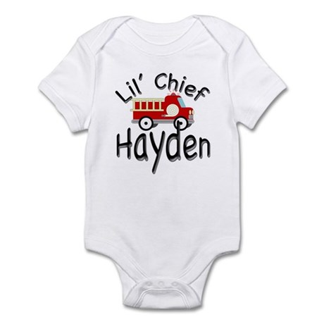 Chief Hayden Infant Bodysuit