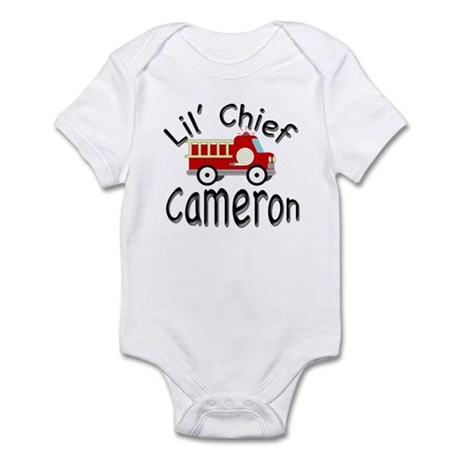 Chief Cameron Infant Bodysuit