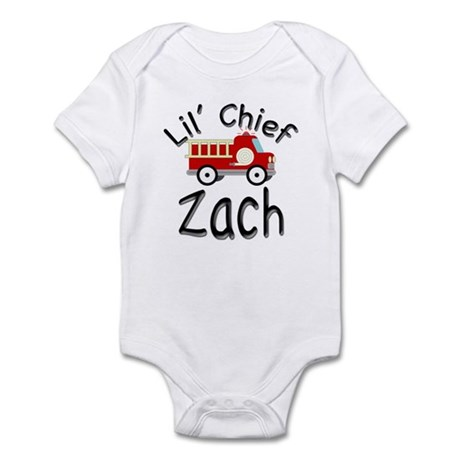 Chief Zach Infant Bodysuit