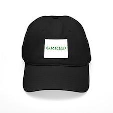 Greed Baseball Hat