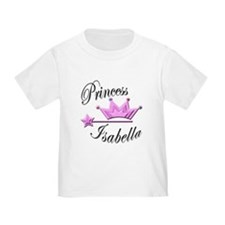 Princess Isabella T