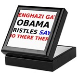 Benghazi Gate Obama Bristles says No There There K