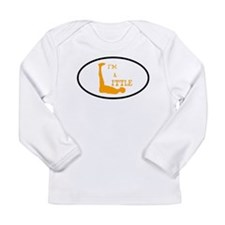 I'm a Little Tony Kornheiser Sticker Long Sleeve I
