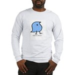 This is a Wug Long Sleeve Wug Test T-Shirt