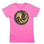 Celtic Unicorn Girl's Tee