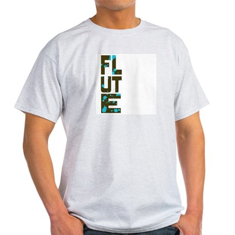Asymmetrical Flute Light T-Shirt