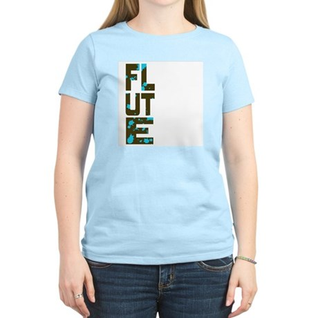 Asymmetrical Flute Women's Light T-Shirt
