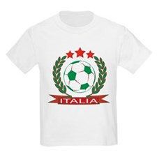 Retro Italian soccer design T-Shirt