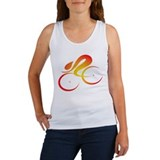 speed cycle vivid Tank Top