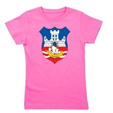 Belgrade Coat Of Arms Girl's Tee