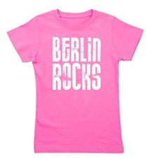 Berlin Rocks Girl's Tee