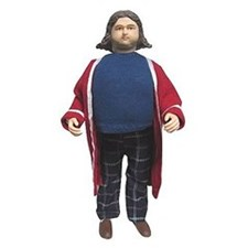 Hurley Reyes Action Figure
