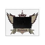 Russia Emblem Picture Frame
