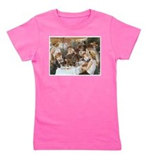 Luncheon of the Boating Party Girl's Tee