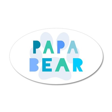 Papa bear Wall Sticker