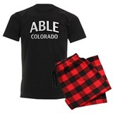 Able Colorado Pajamas