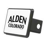 Alden Colorado Hitch Cover