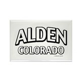 Alden Colorado Rectangle Magnet