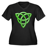 Celtic Knot Plus Size T-Shirt