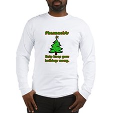 Pharmacists help keep your ho Long Sleeve T-Shirt