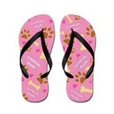 Chinook Mom Gift Flip Flops