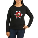 No L Snowflake T-Shirt