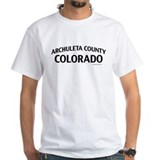 Archuleta County Colorado T-Shirt