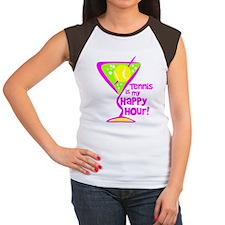 Tennis Happy Hour T-Shirt