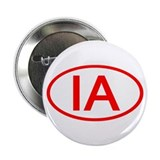 IA Oval - Iowa Button