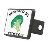 Powered By Broccoli Hitch Cover