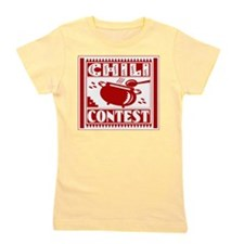 Chili Contest Girl's Tee