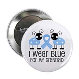 "Grandad Light Blue Awareness 2.25"" Button"