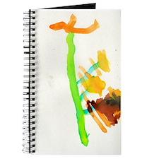Emmett Flower Painting Journal