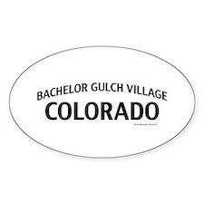 Bachelor Gulch Village Colorado Decal