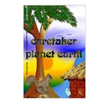 Caretaker Planet Earth Postcards (Package of 8)