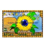 Kansas Earth Day Postcards (Package of 8)