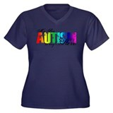 My Son My Hero - Autism Plus Size T-Shirt