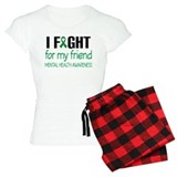 Mental Health Support Friend pajamas