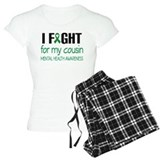Mental Health Support Cousin pajamas