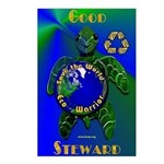 Good Steward Postcards (Package of 8)