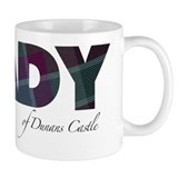 Lady of Dunans Castle Mug