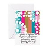 Cancer Greeting Cards