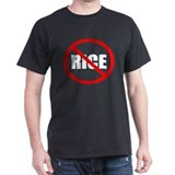 No Rice T-Shirt