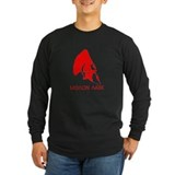 MolonLabeSpartan.psd Long Sleeve T-Shirt