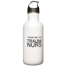 Trust Me, Im A Trauma Nurse Water Bottle