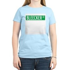 Bleecker St., New York - USA Women's Pink T-Shirt